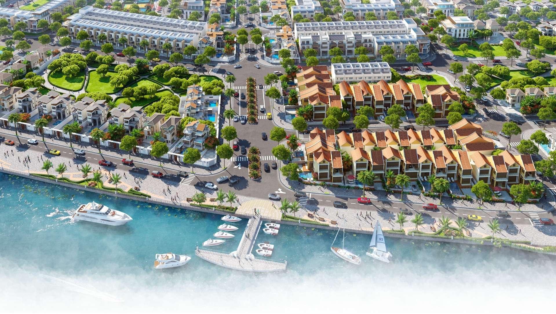 Các dự án thúc đẩy phát triển đô thị Điện Bàn Quảng Nam