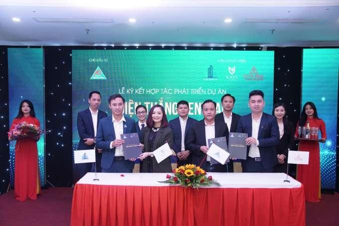 Liên danh BĐS Miền Trung – Navi Property và CityA Real trở thành đơn vị phát triển dự án Điện Thắng Central
