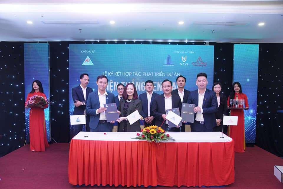 Điện Thắng Central: Một dự án mới do An Dương Group làm chủ đầu tư