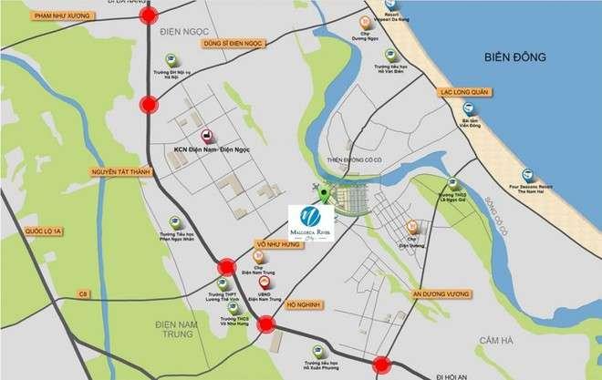 Mallorca River City: Vị trí đắc địa - chìa khóa đầu tư bất động sản bền vững